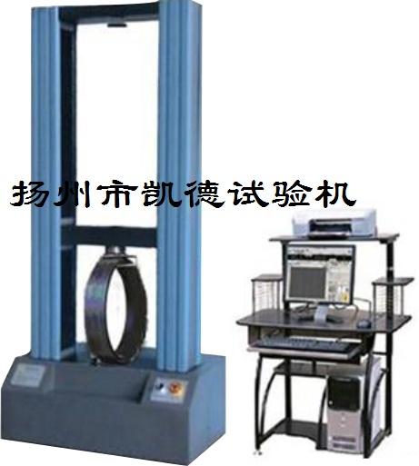 环刚度试验机的试验步骤与该试验机的正确使用方法