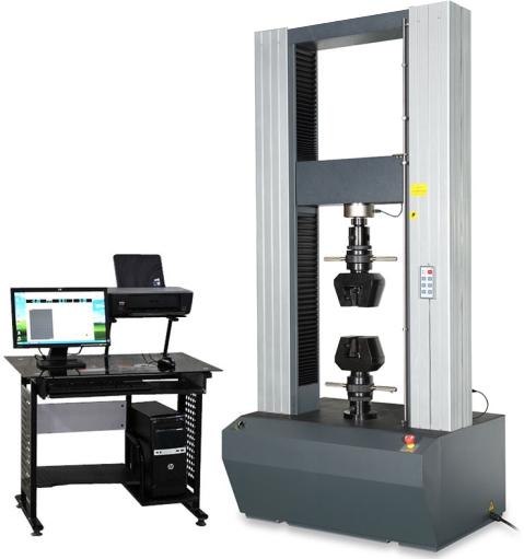 拉力试验机安装时的垂直度问题及其使用注意事项