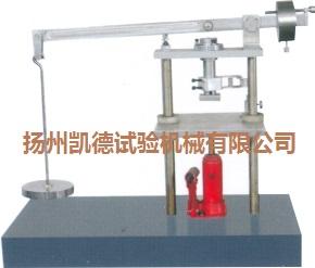 液压万能试验机的用途和主机构造