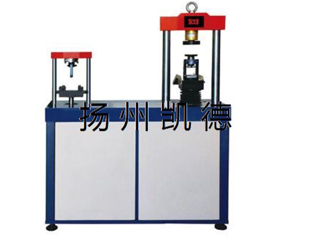 液压万能试验机的调零方法及注意事项
