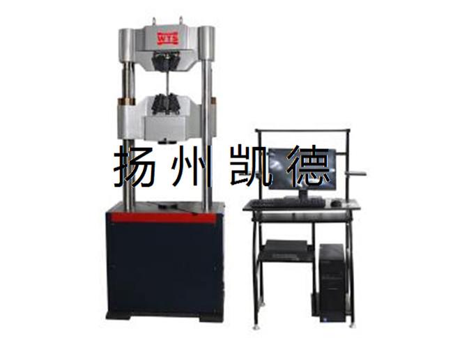 管道压力试验机的试验过程及标准